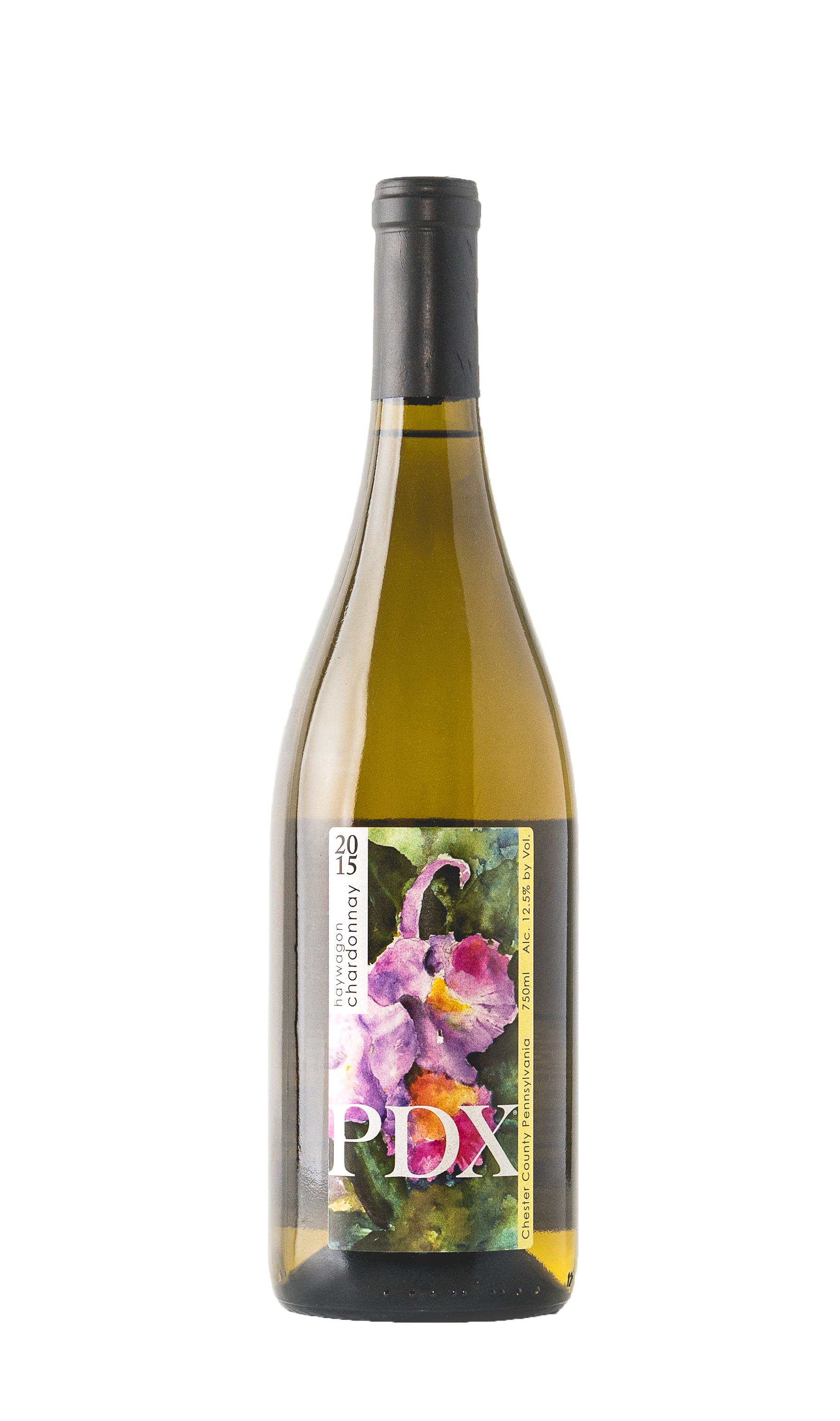 Haywagon Chardonnay Bottle Product Image