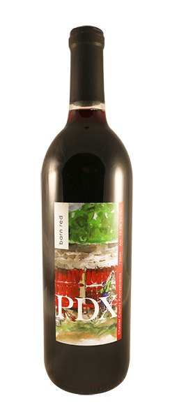 Barn Red Bottle Product Image