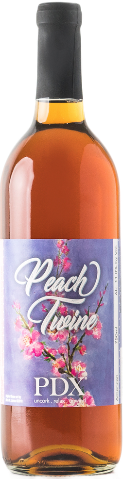 Product Image for Peach Twine Bottle